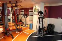 Novotel Danube Budapest - fitness room of th 4-star Hotel Novotel Danube