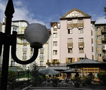 Sissi Hotel in Budapest with discount offers for tourists - Sissi Hotel Budapest - discount hotel in the centre of Budapest