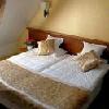 Elegante camera doppia dell'Hotel Actor Budapest - nuovo albergo 4 stelle a Pest