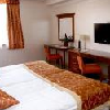 Camera matrimoniale dell'Hotel Actor Budapest - elegantissimo albergo 4 stelle a Pest