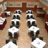 Sala per prendere la prima colazione - Hotel Atlantic Budapest