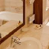 Bagno con vasca -  Hotel Andrássy Residence a Tarcal
