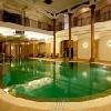 Piscina e jacuzzi - centro spa - Andrassy Residence Hotel - Tarcal