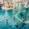 Piscine d'esperienza e quelle termali nel Bagno Termale di Zalakaros - Hotel Aphrodite Zalakaros