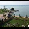 Hotel a Siofok con vista panoramica sul Balaton