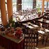 Ristorante presso il 4* Balneo Hotel Zsori Wellness a Mezokovesd