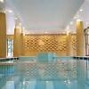 Piscina interna all'Hotel Bambara - centro wellness con piscina d'esperienza all'Hotel Bambara