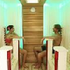 Barack Thermal Hotel offers a wellness center with infrasauna - thermal hotel in Tiszakecske