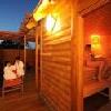 Hotel Beke a Hajduszoboszlo per un fine settimana con sauna finlandese