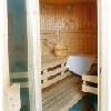 Sauna al The Three Corners Hotel Art a Budapest - albergo 3 stelle a Budapest