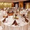Ristorante con specialità ungheresi e con piatti internazionali nell'albergo Greenfield Golf Spa Resort a Bükfürdő