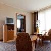 Camere classiche con servizi extra all'Hotel Greenfield di Bukfurdo
