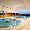 Piscine dell'Hotel Greenfield Spa e Golf Club, Bukfurdo, vicino al confine austriaco