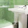 Bagno pulito e bello nel 4* Bodrogi Kuria a Inarcs