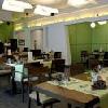 Hotel Broadway Budapest - Restauracja a'la carte Broadway Garden blisko do Instytutu Polskiego