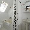 Hotel Budai badrum i Budapest i Ungern