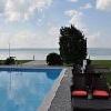 Vista magnifica sul Lago Balaton - alberghi a Siofok sulla riva del lago