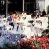 Siofok Hotel Hungaria - Lago Balaton - Terrace