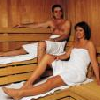 Sauna - Wellnesshotel - Wellness en hotel in Danubius Health Spa Resort in Bukfurdo
