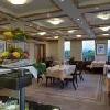 Prima colazione buffet al Danubius Thermal Hotel Margitsziget- hotel termale 4 stelle a Budapest
