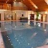 Pisicna nuoto all'Hotel Fűzfa di Poroszlo - alloggio a Poroszlo a soli 30 metri dalla riva del lago Tisza