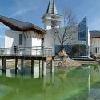 Ecocentro sull riva del Lago Tisza a Poroszlo