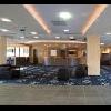 Lobby dell'albergo benessere Gotthard a Szentgotthard - fine settimana wellness in Ungheria