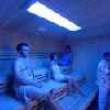 Saune all'Hotel Gotthard - hotel di lusso a 4 stelle a Szentgotthard - pacchetti wellness e vacanze familiari in Ungheria