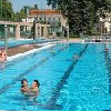 Duży basen pływacki - Hotel Welness Beach Budapest