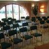 Sala riunione all'Hotel Stacio a Vecses - hotel presso l'aeroporto di Budapest