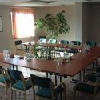 Sala meeting vicino all'aeroporto Ferihegy di Budapest all'Hotel Stacio