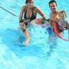 Piscine esterne e divertimenti - Hotel Annabella a Balatonfured