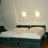 Camera doppia all'Hotel Bara nel centro di Budapest
