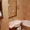 Elegant bathroom in The Three Corners Hotel Bristol - 4-star hotel near Arena Plaza shopping center