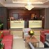 Lobby all'hotel a 4 stelle The Three Corners Hotel Bristol nel centro di Budapest - prenotazione online a Budapest