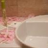 Bathroom in Budapest - bathroom of 4-star The Three Corners Hotel Bristol in Budapest