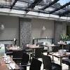 Restaurant in The Three Corners Hotel Bristol near Eastern Railway Station in Budapest