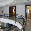 Elegante hall nel 4* Calimbra Wellness and Conference Hotel