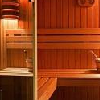 Sauna finlandese all'Hotel Carat a Budapest - hotel boutique a Budapest