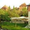 Hotel Castle Garden a Buda, ai piedi della collina del castello