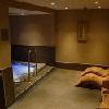 Centro di wellness con sauna e jacuzzi all'Hotel Castle Garden