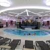 Piscina interiore all'Hotel Eger-Park - fine settimana wellness in Ungheria