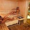 Sauna finlandese all'Hotel Fagus - hotel con servizi benessere a Sopron