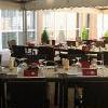 Hunguest Hotel Flora - terrazza - ristorante a Eger