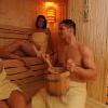 Sauna all'Hotel Flora*** - Eger