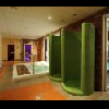 Piscina Kneipp all'Hotel Flora a Eger fine settimana wellness a Eger