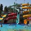 Parco acquatico Aquapolis a Szeged - Hotel Forras direttamente collegato al parco acquatico