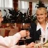 Ristorante presso l'Hotel Freya a Zalakaros con mezza pensione