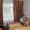 Camera per due persone all'Hotel Griff a Budapest - prenotazione online degli hotel di Budapest