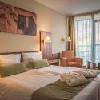 Camera d'albergo elegante a prezzi accessibili del Wellness Hotel